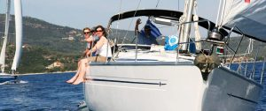 Yachting charters in Lefkada are organized on two luxury yachts