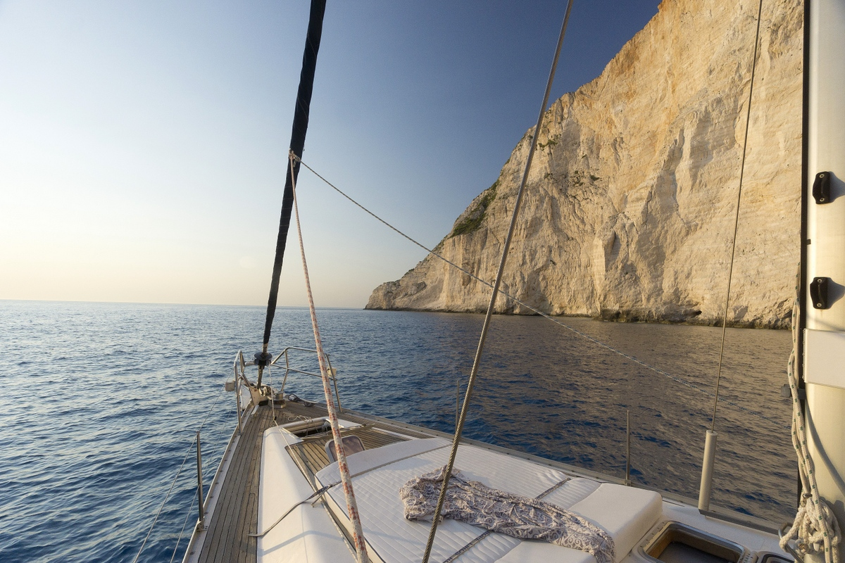 Ionian sea magic sailing holidays